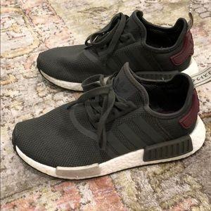 adidas Shoes   Adidas Nmd R Dark Green